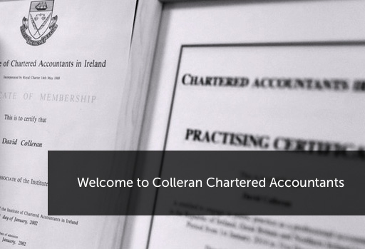 Welcome to Colleran Chartered Accountants